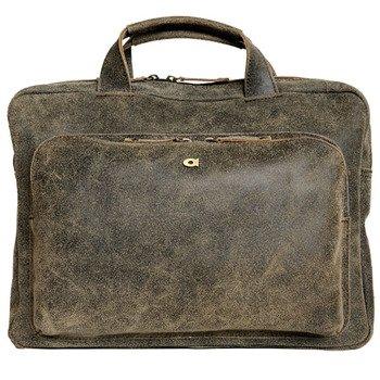 Skórzana torba unisex brązowa DAAG JAZZY RISK 163