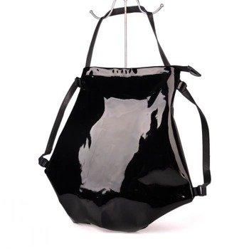 Włoska torba skórzana - plecak Zaino 009