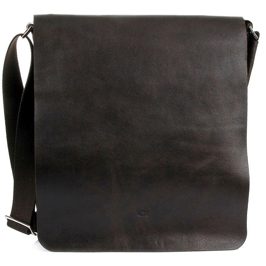 DAAG Jazzy Smash 71 brązowa skórzana torba na ramię