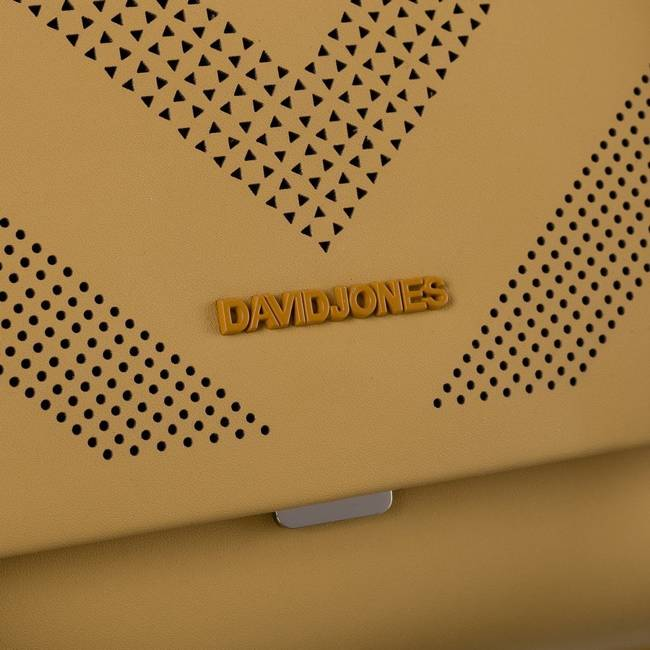 LISTONOSZKA żółta David Jones 6281-1