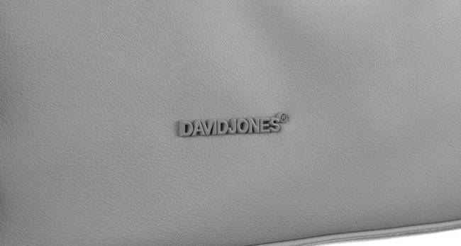 Torebka damska szara David Jones CM6042