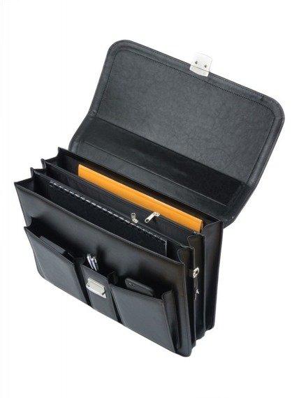 Aktówka teczka biznesowa na dokumenty MILTON ML35