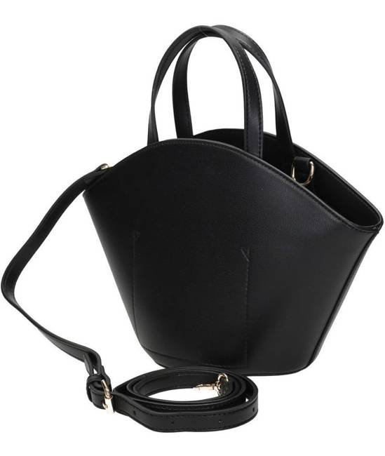 Basket bag czarny Nobo NBAG-K4230-C020