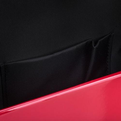 Kopertówka damska Felice F15 LAKIER czerwona