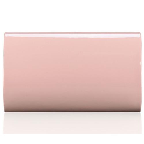 Kopertówka damska Felice F15 LAKIER różowa