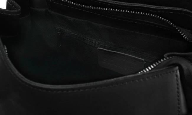 Kuferek damski czarny Badura T_D208CZ_CE