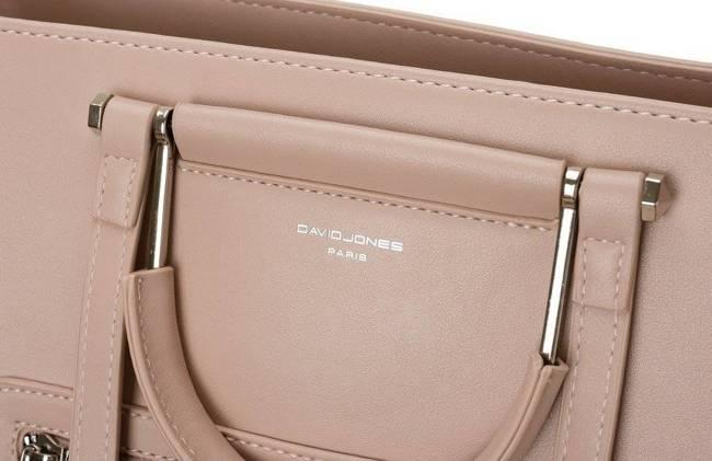 Kuferek różowy David Jones CM6011 ROSE