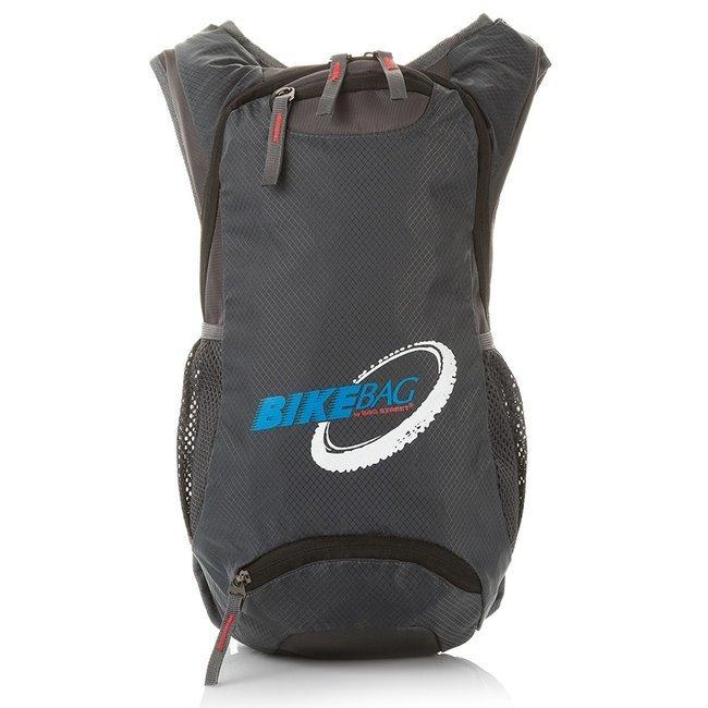 Lekki plecak sportowy na rower szary Bag Street 4068