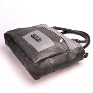 MADE IN ITALY Pessio 05 włoska torba skórzana na laptopa