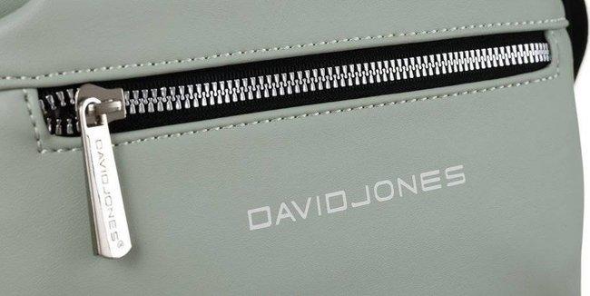 Nerka sportowa zielona David Jones 6208-2 PALE GREEN