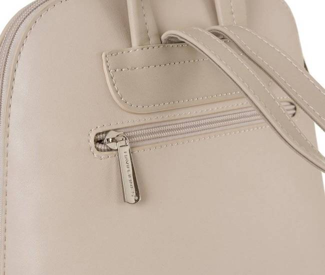 Plecak damski beżowy David Jones 6263-2 BEIGE