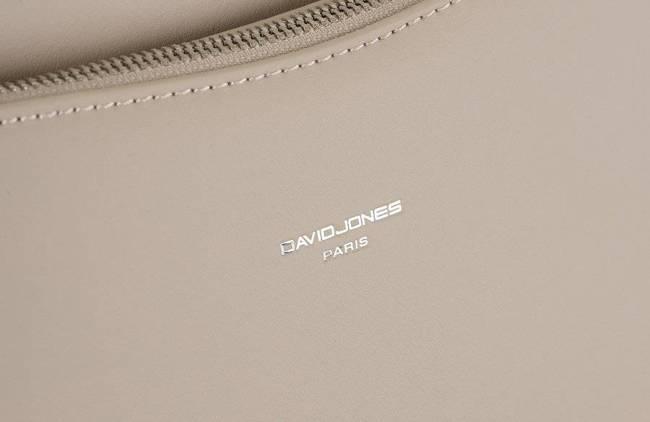 Plecak damski beżowy David Jones 6502-2 BEIGE
