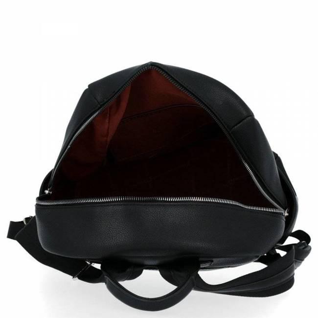 Plecak damski czarny David Jones 806605 BLACK