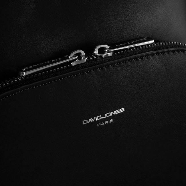 Plecak damski czarny David Jones CM6031B BLACK