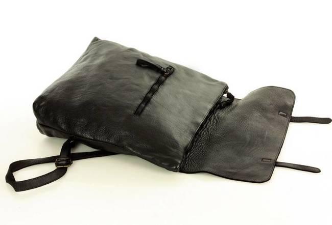 Plecak damski czarny Marco Mazzini v115a