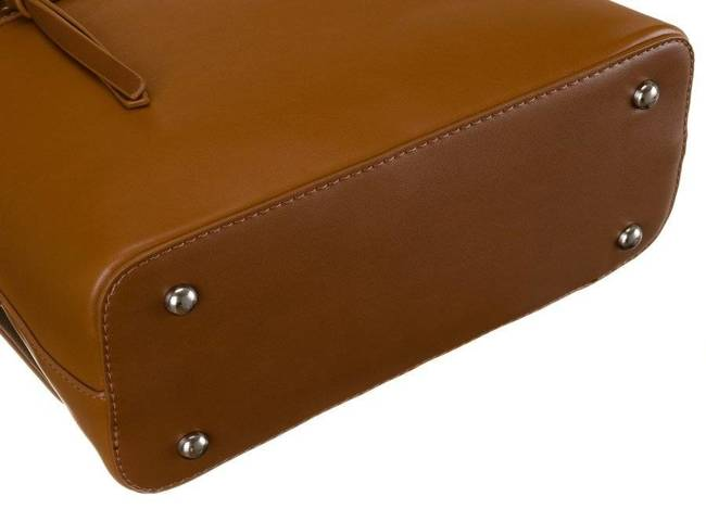 Plecak damski koniakowy David Jones  6263-2 CONIAC