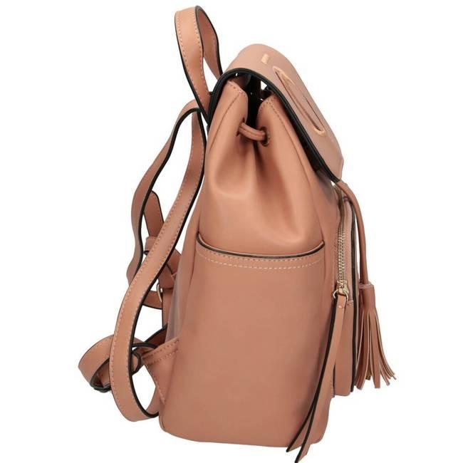 Plecak damski różowy NOBO NBAG-J3320-C015