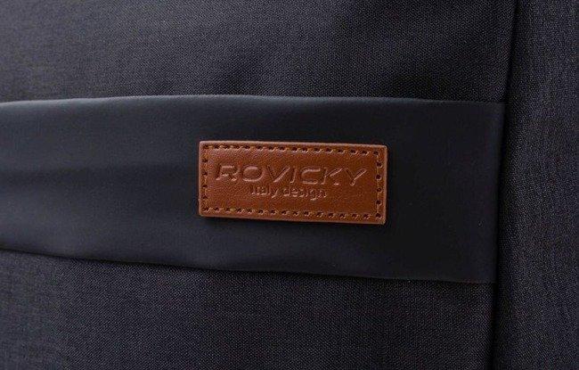 Plecak męski szary Rovicky NB9755-4405 GRAY