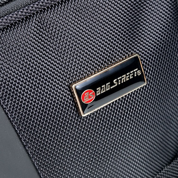 Plecak miejski Bag Street Premium 4038-1-P czarny