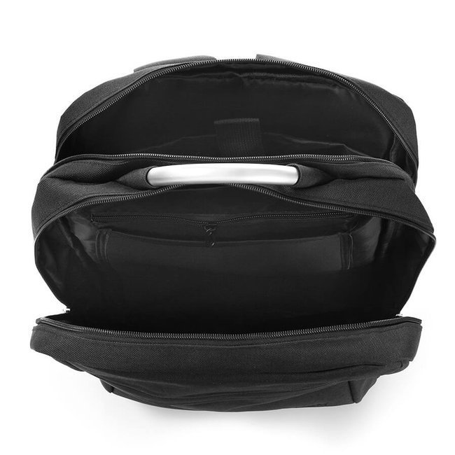 Plecak na laptopa unisex czarny Extrem 4014-BL