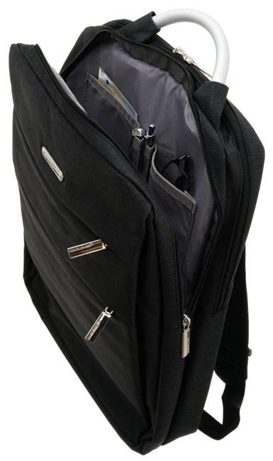 Plecak sportowy czarny David Jones PC-030
