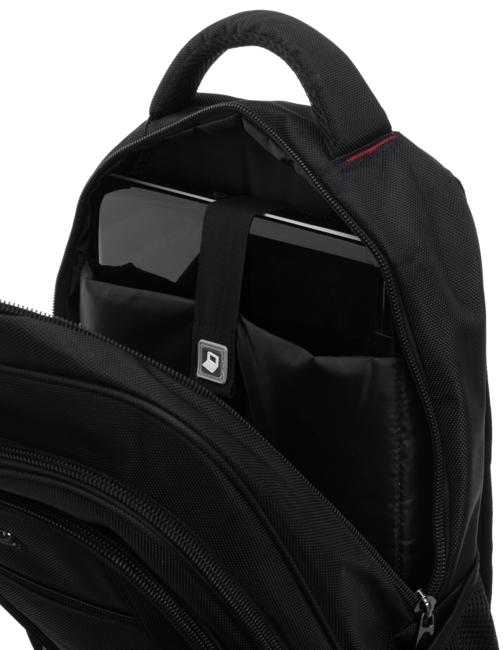 Plecak sportowy czarny David Jones PC-05 BLACK