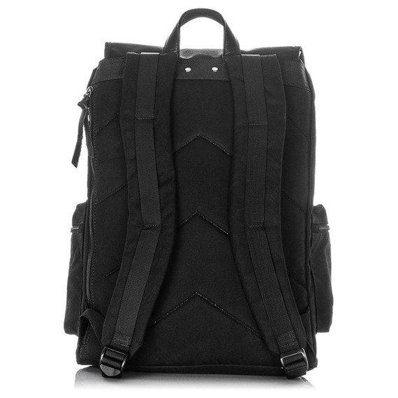 Plecak turystyczny na laptopa Harold's 4554 czarny