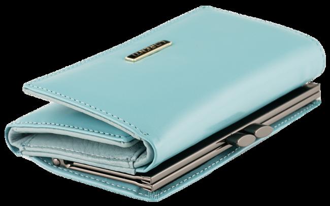 Portfel damski błękitny Lorenti 55020-NIC RFID L.BLU