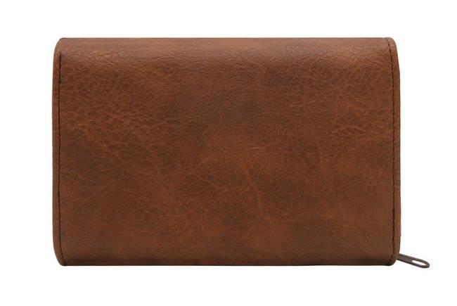 Portfel damski brązowy 309-5858 BROWN