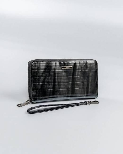 Portfel damski czarny Lorenti  76119-SP BLACK