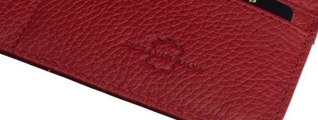 Portfel damski czerwony Badura B-43879P-SBR