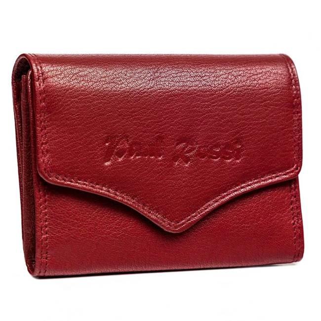 Portfel damski czerwony Paul Rossi PN1405-SP RED