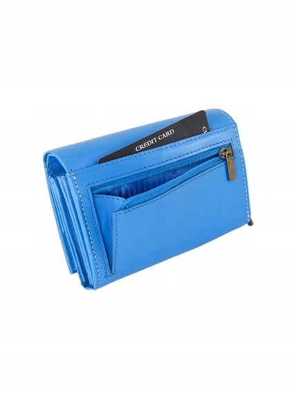 Portfel damski niebieski Lorenti RD-02-BAL