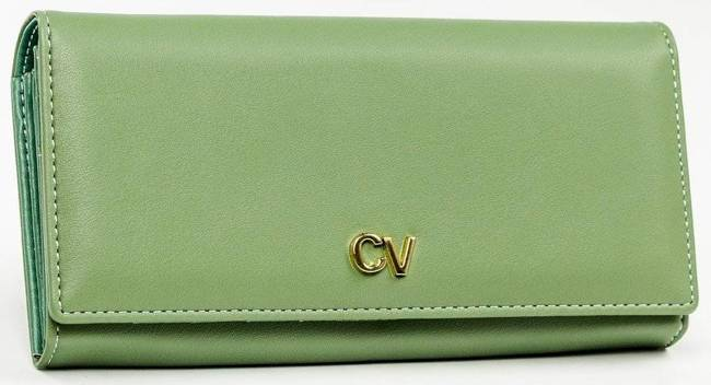 Portfel damski zielony 4U Cavaldi GD27-YD GREEN