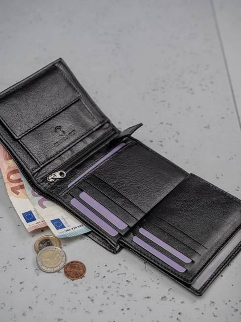 Portfel męski czarny Always Wild N4-CCF-RFID BLACK