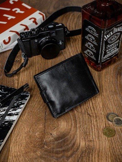Portfel męski czarny PIERRE CARDIN YS520.1 324A NERO