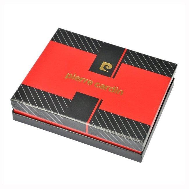 Portfel męski czarny Pierre Cardin 8806 TILAK29 CZA+CZE