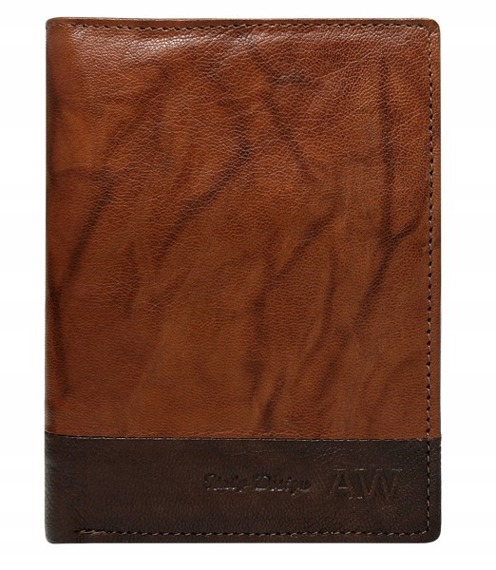 Portfel męski skórzany Always Wild N4-GA brązowy