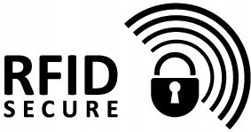 Portfel męski skórzany RFID Buffalo Wild czarny
