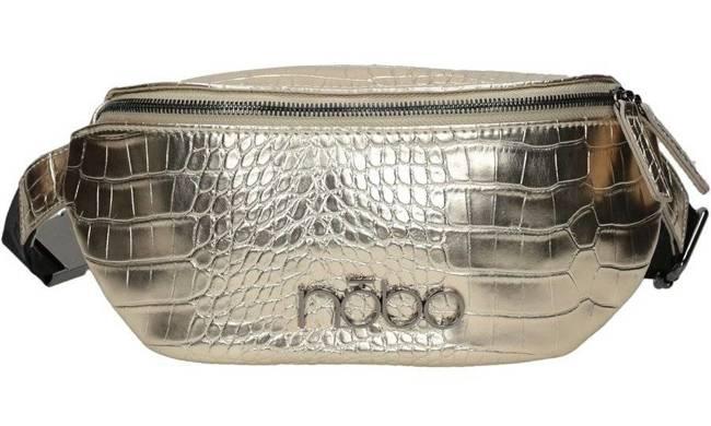 Saszetka nerka złota Nobo NBAG-K4130-C023