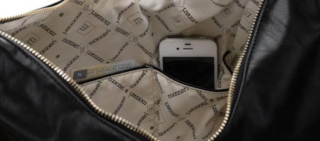 Shopper damski czarny Monnari BAG1260-020