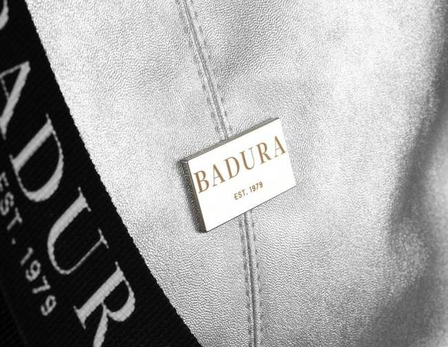 Shopper damski srebrny Badura T_D203SR/GL_CD