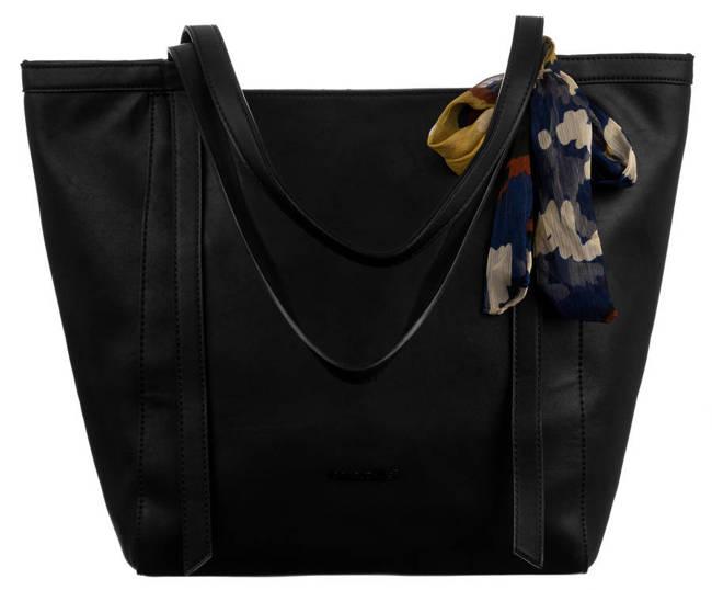 Shopperka czarna David Jones CM6101 BLACK