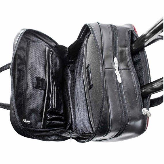 Skórzana torba damska Volvo McKlein
