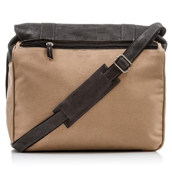 Skórzana torba na ramię PAOLO PERUZZI GA147