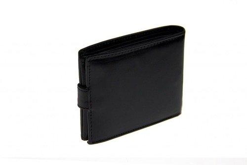 Skórzany portfel męski SOLIER SW12 RFID secure