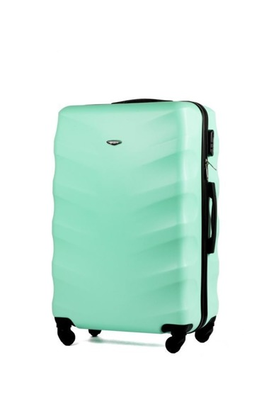 Średnia walizka podróżna stl402 abs miętowa