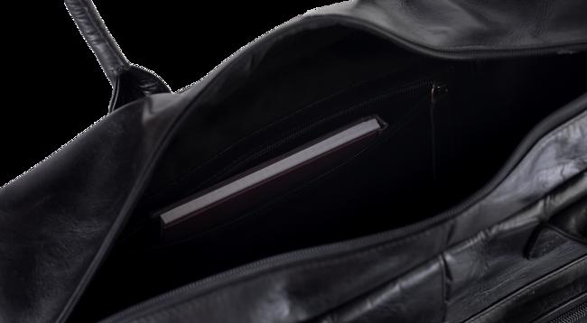 Torba męska czarna Always Wild 0399-PDM BLACK