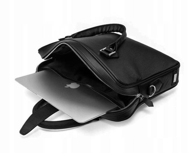 Torba na laptopa Rovicky czarna SL22 BLACK