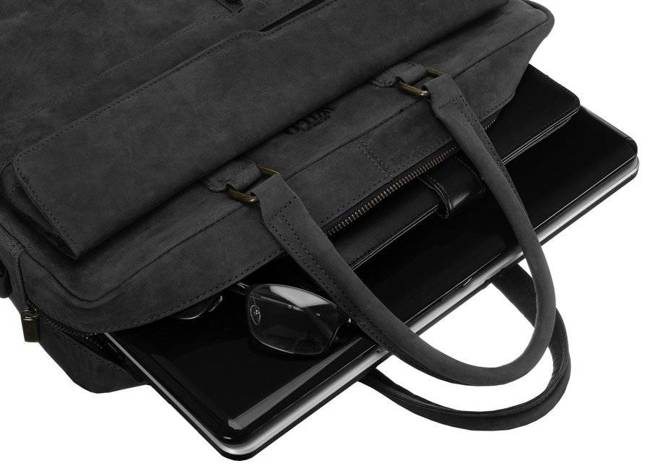 Torba na laptopa czarna Always Wild LAP-15605-TGH-7472 B